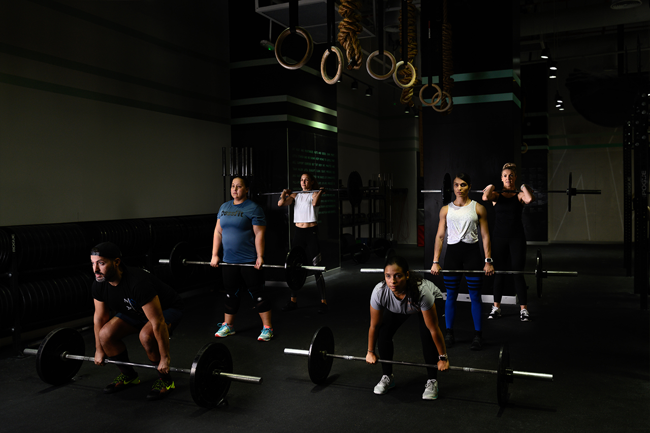 CROSSFIT FUNDAMENTALS COURSE